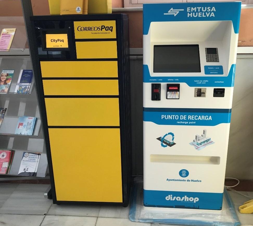 Nuevos Puntos para Recargar Tarjetas y adquirir Bono Bus - Emtusa Huelva